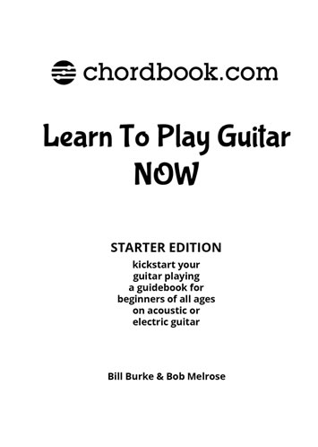Learn To Play Guitar Now - Page 1 Preview
