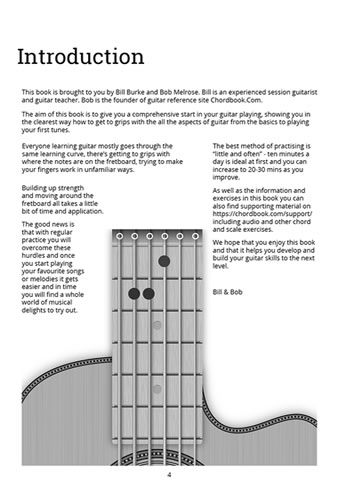 Learn To Play Guitar Now - Page 4 Preview