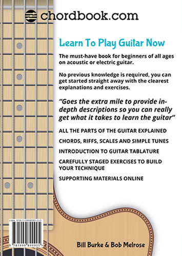 Learn To Play Guitar Now - Page 8 Preview