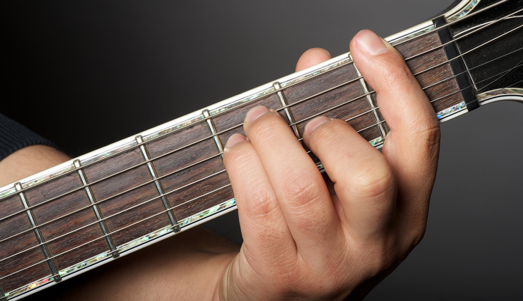 Guitar Chords 8 Common Chord Progressions In Rock