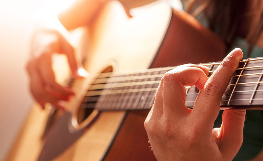learn guitar chords fingering